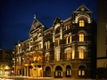 The Driskill Hotel was built in 1886 by cattle baron, Jesse Lincoln Driskill.
