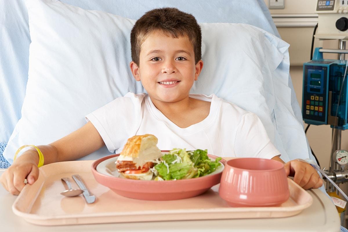 Feeding Children When They Are Sick