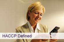HACCP Defined