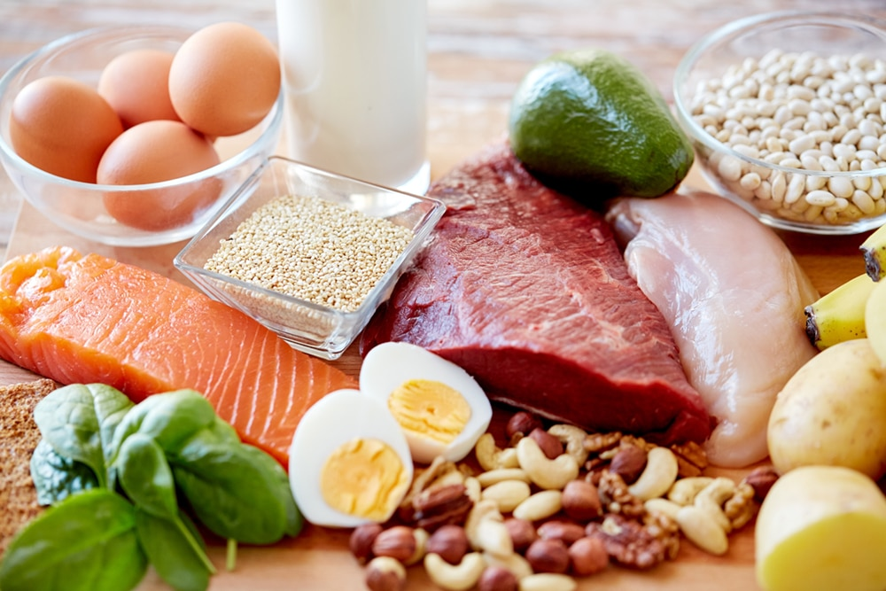 Nutrient-Rich Foods and Meals