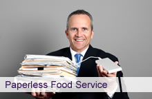 paperless-food-service