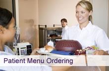Patient Menu Ordering