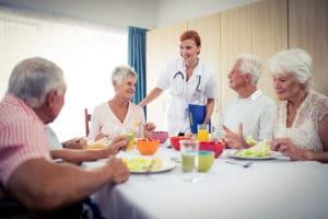 Senior Living Diet Office Software