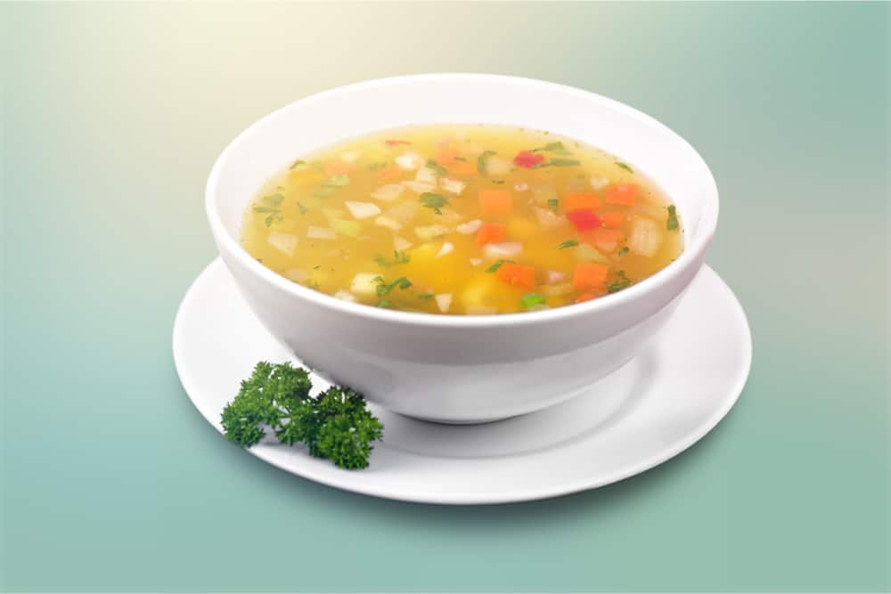 Soup: Nutritious and Innovative Dishes at Low Costs